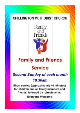 Chillington - F&F Service